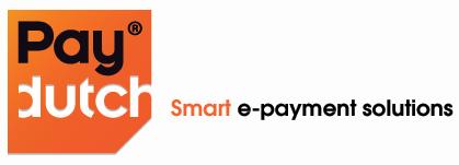 PayDutch - Faciliteert voordelige online betalingen in uw webshop. Logo